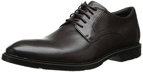 rockport-cs-plain-toe-uomo-us-16-marrone-scuro-scarpe-scolatte
