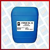 IP Olio Idraulico ANTIUSURA Hydrus 46 Fusto da Litri 20