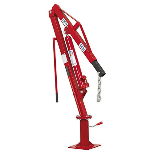 Price comparison product image Sealey SSC900 900kg Static Mounted Crane