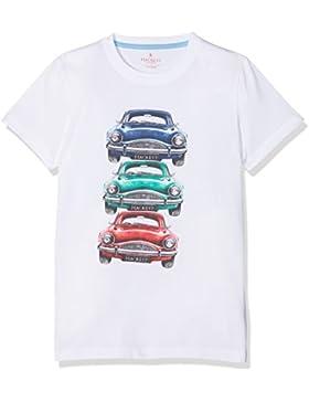 Hackett London Car Stack tee y, Camiseta para Niños