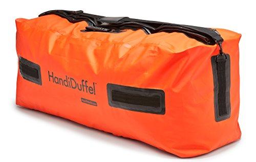 HandiWorld HDUFFOR HandiDuffel Borsone impermeabile, 135litri, arancione