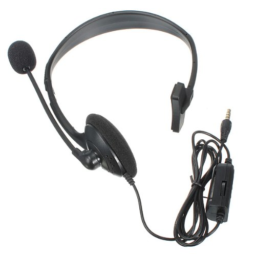 Wired Gaming Headset With MIC & Volume Control per Playstation