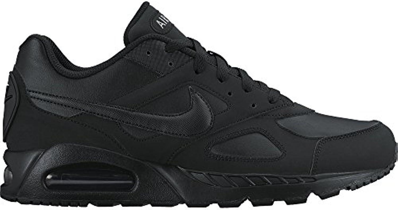 Nike Air MAX Ivo LTR - Zapatillas Unisex, Color Negro/Amarillo, Talla 45