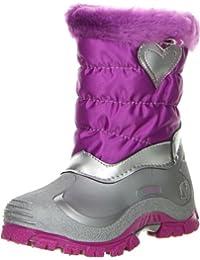 Spirale Kinder Mädchen Winterstiefel Snowboots 100% Cadmium Nickel Blei FREI