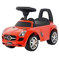 سيارة الركوب اليدوية للاطفال والمرخصة من مرسيدس بينز