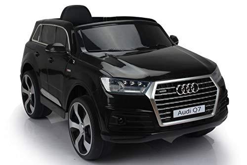 RIRICAR Voiture électrique pour Enfants Audi Q7 Quattro Neuve, Homologuée d'origine, Alimentée...
