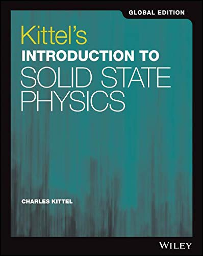 Kittel's Introduction to Solid State Physics par Charles Kittel