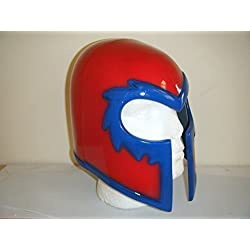 Magneto CASCO Cosplay Lujo Halloween Monster Máscara X-MEN Disfraz