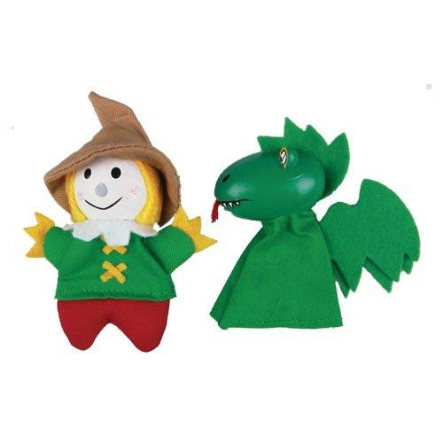 Tobar Fairytale Marionetas De Dedo