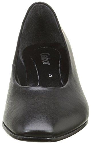 Gabor Shoes 55.180 Damen Geschlossene pumps Schwarz (schwarz 87)