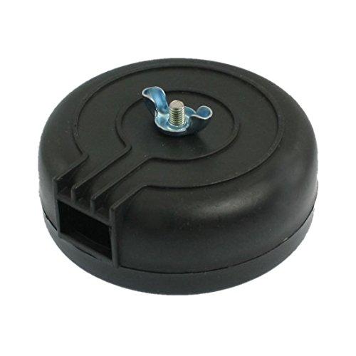 TOOGOO PT 1/2, maschio, filtro aria compressore plastica nero