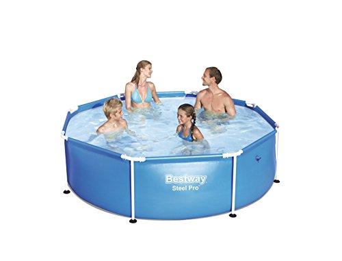 Bestway telaio per piscina steel pro negozio di piscine for Piscine bestway steel pro