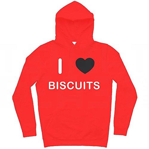 i-love-biscuits-rosso-extra-large-felpa-con-cappuccio