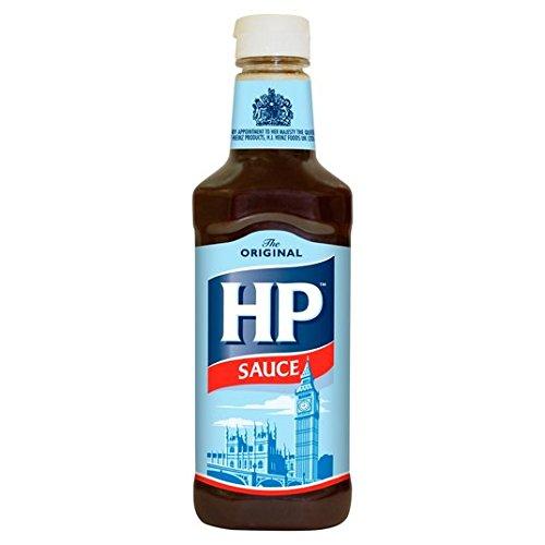 HP The Original Sauce 600g - Die einzig Echte! Original Soße