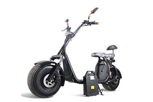 ML-SC11Scooter, batería extraíble 60V, 12Ah