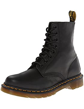 Dr. Martens Pascal Virginia Black Damen Combat Boots