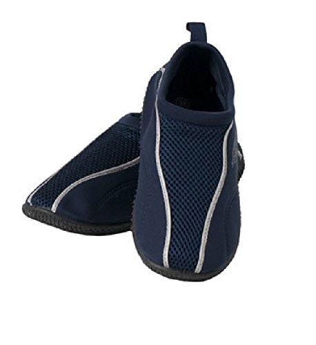 Stingray, Scarpe per sport acquatici con protezione UV per Bambini Blu - blu navy