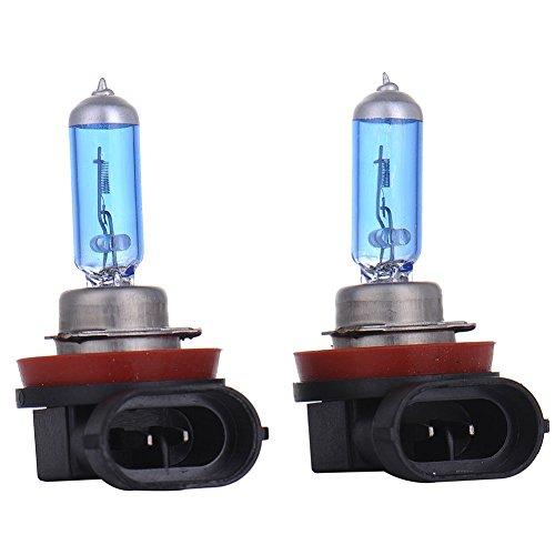 Zyurong 2pezzi H835W Xenon HID effetto bianco lampadine fendinebbia 12V lampadine di ricambio