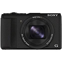 Sony DSC-HX60B Appareil Photo Numérique Compact, 20,4 Mpix, Zoom Optique 30x Noir