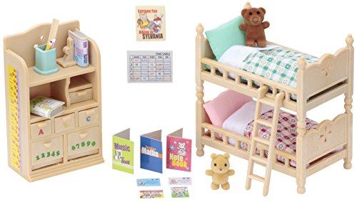 Imagen principal de Sylvanian Families - Muebles habitación niños (Epoch para Imaginar 4254)