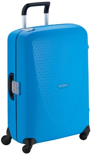 Samsonite Termo Young Spinner Maleta, 70 cm, 69 L, Azul (Electric Blue)
