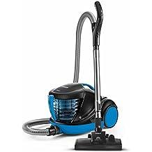 Polti Forzaspira Lecologico Aqua Allergy Turbo Care Aspirador con Filtro de Agua, sin Bolsa, Función Turbo, Filtro Hepa H13, 2 Turbo Cepillos, 1 Litros