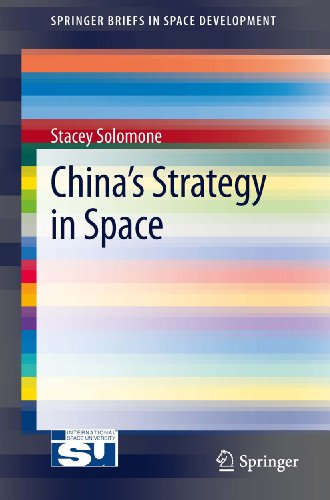 China's Strategy in Space (SpringerBriefs in Space Development)