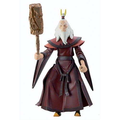 Avatar-spielzeug (Avatar Herr der Elemente - Figur Avatar Roku)