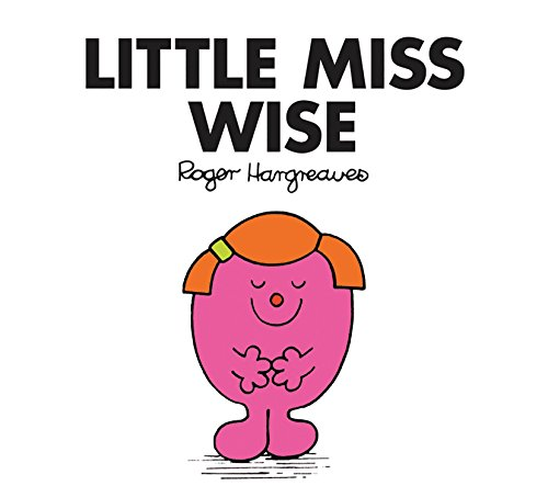 Little Miss Wise (Little Miss Classic Library) por Roger Hargreaves