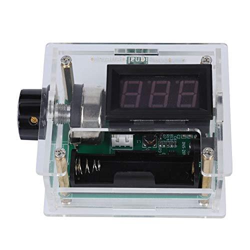 Kafuty Wiederaufladbarer, digitaler 4-20-mA-LED-Handstromsignal-Analoggenerator zur Signalquellenerzeugung, Ventileinstellung, Umrichtersteuerung, PLC-Debugging, Instrumententest usw.