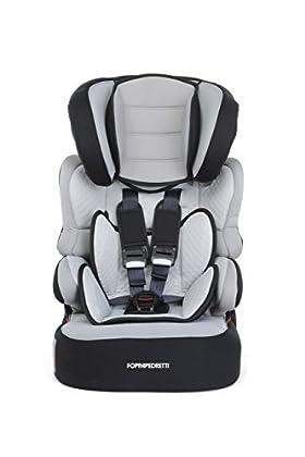 Foppapedretti Babyroad, Silla de coche grupo 1/2/3, Carbon