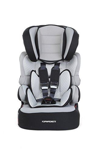 Foppapedretti babyroad seggiolino auto, carbon