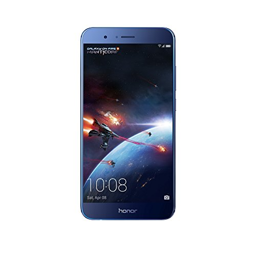 Eer 8 Pro Smartphone, 6 GB, Dual SIM, Blauw
