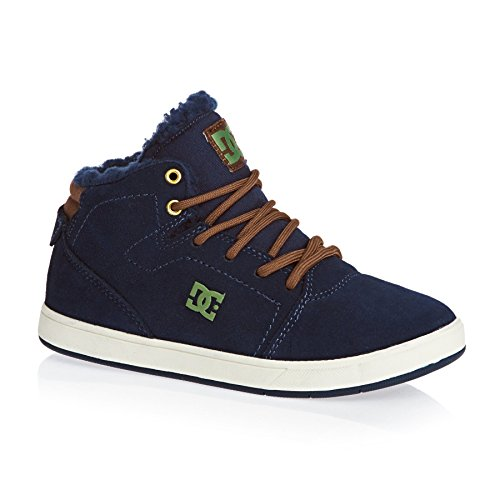 DC Shoes Crisis High WNT, Sneakers Basses garçon