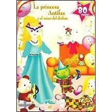 La princesa Antifaz y el reino del disfraz (Princesas)