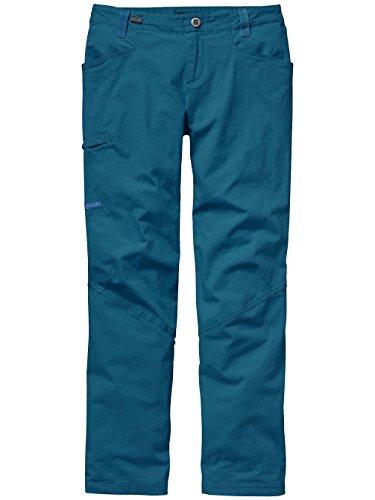 Patagonia W' S Venga Rock–Pantaloni Donna Big Sur Blue