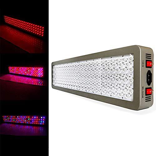 BuBu-Fu 600W LED Wachsen Licht, Volles Spektrum
