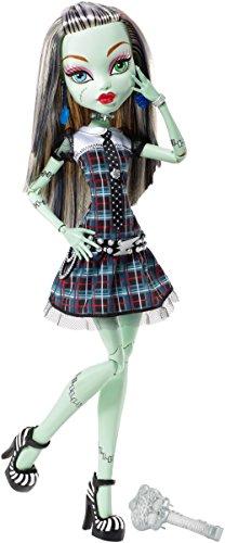 XXL Mattel Monster High Puppe - grosse 43cm Frankie Stein Puppe