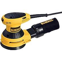 DeWalt D26453-QS - Lijadora Rotorbital 280W - Ø 125mm - 24.000 opm Electrónica