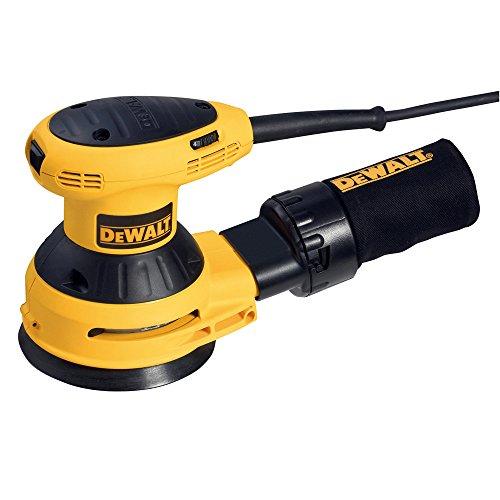 DEWALT D26453-QS - LIJADORA ROTORBITAL 280W - Ø 125MM - 24 000 OPM ELECTRONICA
