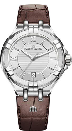 Maurice Lacroix AIKON AI1004-SS001-130-1 Montre Bracelet pour femmes Fabriqué en Suisse