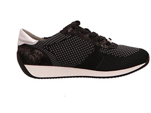 Ara 12-34027-07, Sneaker Donna Nero