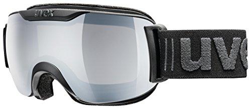Uvex downhill 2000 S LM Skibrille, black, One Size