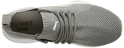 Gray Puma Ridge Apex White Grau Unisex Rock Sneaker Tsugi castor Whisper Evoknit Erwachsene BrvAwqB