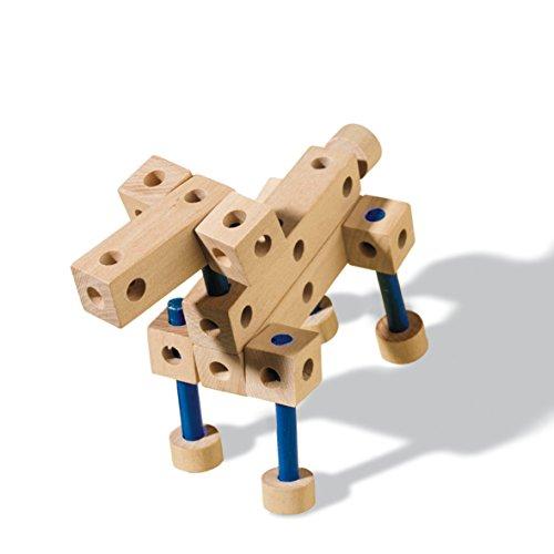 41Wq7h95x%2BL - SES Estuche de Juegos de carpintería Creative, Multicolor (00945)