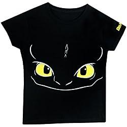 Dragons - Camiseta para niño - Cómo entrenar a tu dragón - 3 a 4 Años