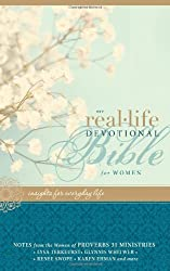 NIV, Real-Life Devotional Bible for Women, Hardcover: Insights for Everyday Life by Lysa TerKeurst (2013-03-19)