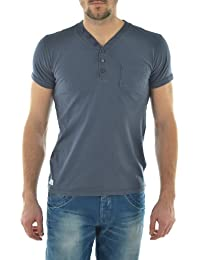 T-shirt Kaporal Layer Old Blue