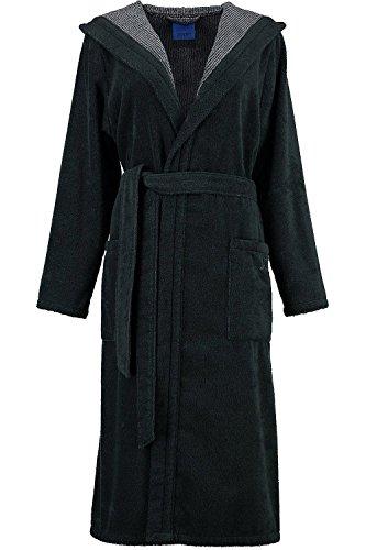 Joop! 1619 Classic Peignoir de bain en tissu éponge pour homme Large noir
