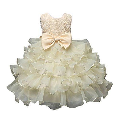 Ostern Passt Kleinkind (Mädchen Kinder Prinzessin Festkleider Hochzeit Partykleider)